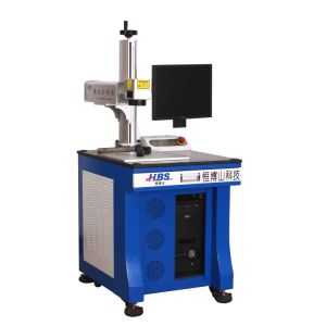 50W Fiber Laser Marking Machine for Metal, Plastic and Other Materials pictures & photos