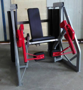 Fitness Machine Hammer Strength Mts ISO-Lateral Leg Extension (SF1-5010) pictures & photos
