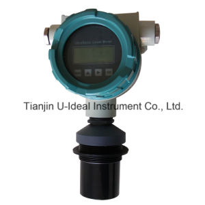 Explosion-Proof Type Ultrasonic Level Meter- Level Transmitter (Hart Selectable) pictures & photos