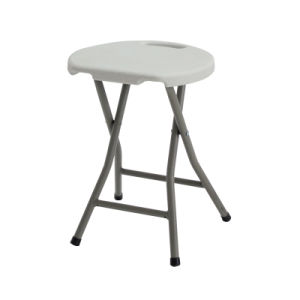 Simple Morden Plastic Folding Outdoor Bar Stool (SY-33D) pictures & photos
