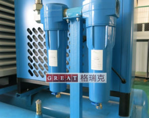 High Efficiency Compressed Air Filtration System pictures & photos