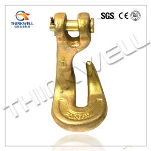 Forged Steel Clevis Bend Grab Hook Clasp Hook pictures & photos