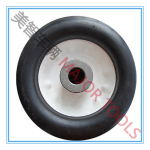 6 Inch Hemispherical Solid Rubber Wheel for Toy Cars pictures & photos
