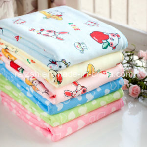 200 GSM New Microfiber Towel Baby Cartoon Children Wholesale Creative Printing Promotional Items pictures & photos