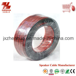 CCA Wire High Quality Red and Black Speaker Cable 0.75mm 1.0mm 1.5mm Cheapper Price pictures & photos