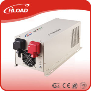 DC 12V to AC 220V 5000W Pure Sine Wave Inverter pictures & photos