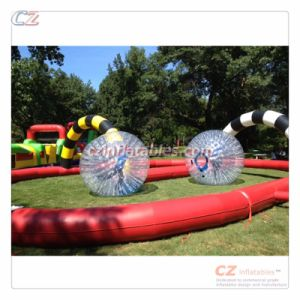 Good Quality Inflatable Zorb Race Track for Sale