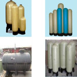 Fiberglass Water Pressure Vessel / FRP Water Filter pictures & photos