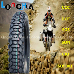 Heavy Duty Scooter Tyre for America Market (3.25-18) pictures & photos
