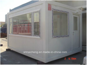 Security & Guard Booth/ Parking Both/ Ticket Booth (shs-fp-security002) pictures & photos