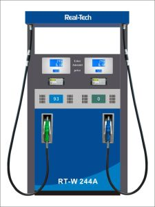 Four Nozzles Rt-W244 Fuel Dispenser pictures & photos
