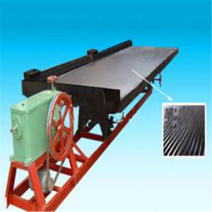 Large Capacity Low Price Gold Separation Shaking Table Price pictures & photos