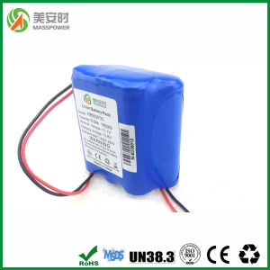 Popular 12V 18650 Battery 6800mAh pictures & photos