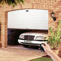 Competive Price Roller Garage Door pictures & photos