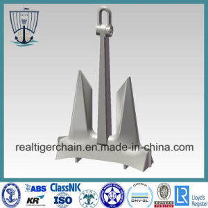 Offshore Mooring AC 14 Ship Anchor with CCS Lr pictures & photos