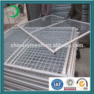 High Quality Welded Wire Mesh Temporary Fence Panels with Plastic Feet pictures & photos