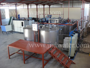 Automatic Carbonated Beverage Filling Line pictures & photos