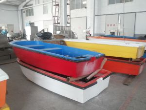 FRP Work Boat