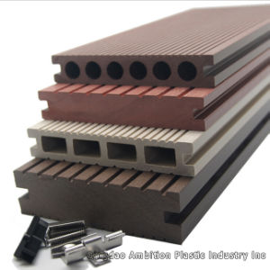China WPC Decking for Wood Plastic Composite