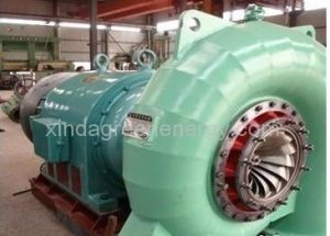 Francis Hydraulic Turbine for Power Station pictures & photos
