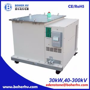 Electron beam welder high voltage power supply 30kW 300kV EB-380-30kW-300kV-F30A-B2kV pictures & photos