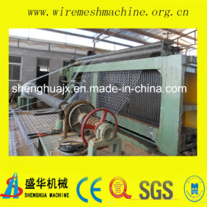 Gabion Machine, Gabion Box Machine, Heavy Hexagonal Mesh Machine pictures & photos
