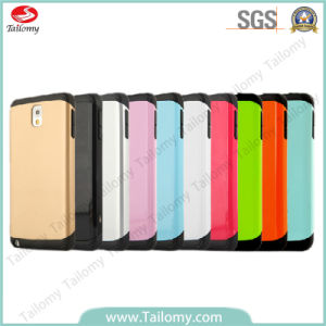 TPU Material and TPU Case Cover for Samsung Note3