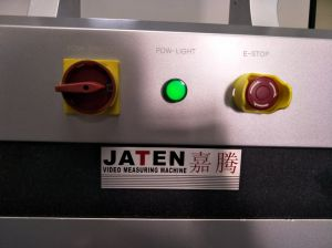 Jaten CNC Gantry High-Precision Measurement Equipment Video Measuring System pictures & photos