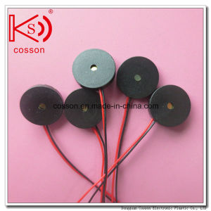 High Quality Passive Siren Security Alarm 40kHz Piezo Buzzer pictures & photos