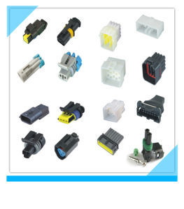Manufacturer Automotive Electrical Wire Waterproof Connector pictures & photos