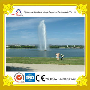 100m High Dancing Water Fountain