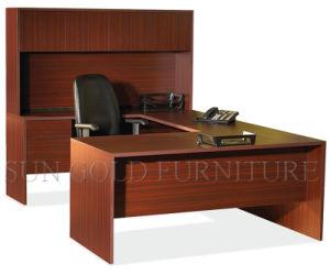 Multi-Purpose Practica U Shape Office Table Home Furniture Desk (SZ-OD365) pictures & photos