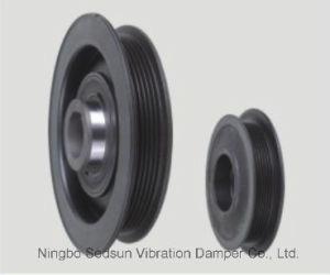 Torsional Vibration Damper / Crankshaft Pulley for Opel 5614437 pictures & photos