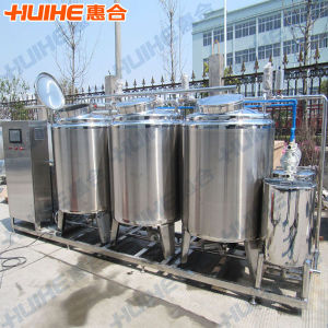 Dairy Process Factory Cleaning Cip System pictures & photos