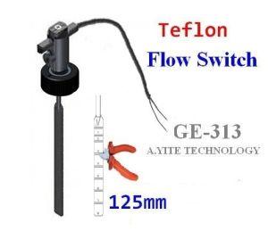 PNP NPN Flow Switches Plastic PTFE Teflon