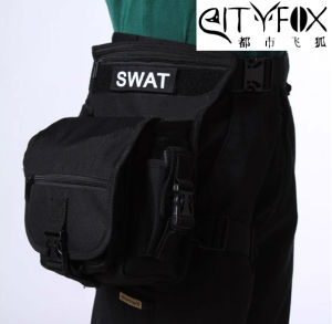 Tactical Waist Leg Bags pictures & photos