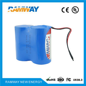 14.5ah 7.2V 2er34615m Lithium Battery Packs for Tire Pressure Detectors pictures & photos