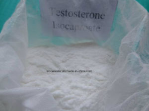 High Quality Bodybuilding Steroid Powder Testosterone Isocaproate pictures & photos