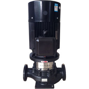 High Efficiency Vertical Pipeline Booster Centrifugal Water Pump pictures & photos