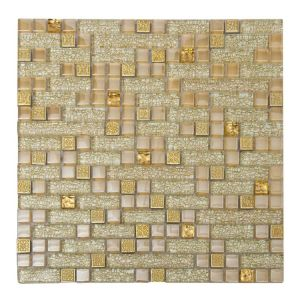 Foshan Top Sale Glass Mosaic Tile pictures & photos