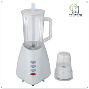 2 in 1 Plastic Home Food Blender (MK-210)