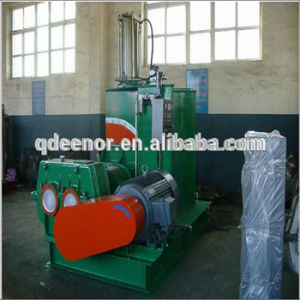 Through The China Quality Certification Banbury Rubber Kneader Machine pictures & photos