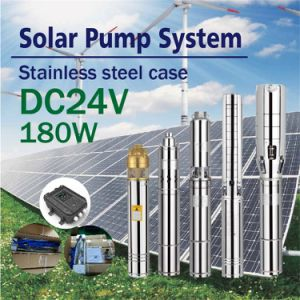 DC 24V-96V Solar Powered Irrigation Water Pump pictures & photos