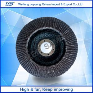 Flexible Emery Polishing and Grinding Flap Disc, Flap Disks pictures & photos