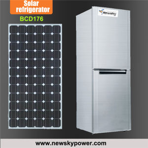 New Design Solar Refrigerator Freezer pictures & photos