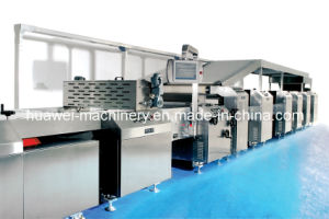 Hard & Soft Biscuit Production Line pictures & photos