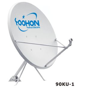 90cm Offset Satellite Dish Antenna with RMS Error pictures & photos