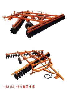 Folding-Wings Disc Harrow (1BJ-4.4) pictures & photos