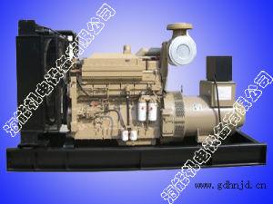 Silent Diesel Power Generator Set