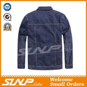 Man T-Shirt Denim Monkey Wash Jacket pictures & photos